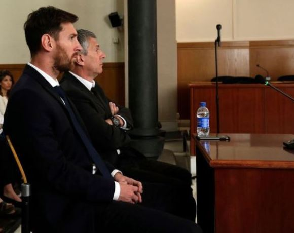 Messi at cout
