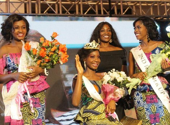 Miss Ghana pageantry