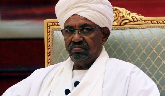 Mr Bashir has been in power since 1989