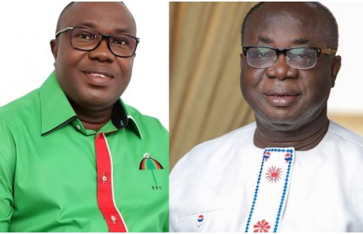 Ofosu Ampofo and Freddie Blay, Ghana Political News Report Articles