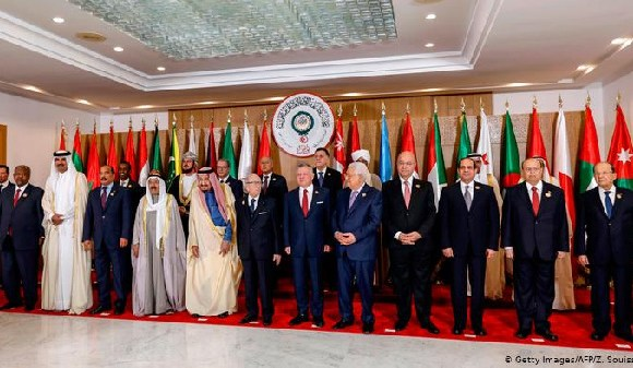 Some Arab leaders opposed to U.S. decision to recognize the Golan Heights
