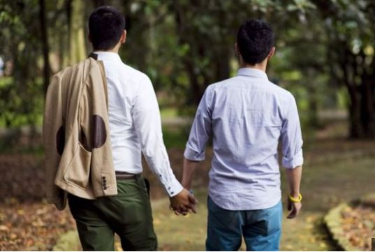 A study of 1,000 gay male couples in The Lancet found no cases of HIV transmission over eight years