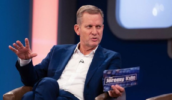 About one million people watched The Jeremy Kyle Show every day