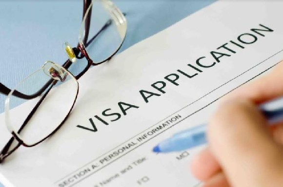 File photo visa