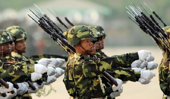 Myanmar's military has in the past been accused of war crimes