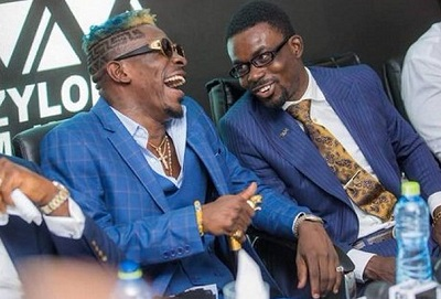 Nana Appiah Mensah, CEO of Menzgold and Shatta Wale