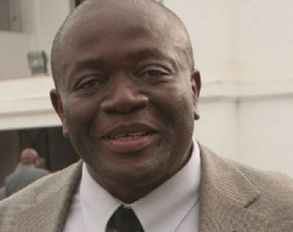 Nii Amanor Dodoo - Reciever of seven collapsed banks