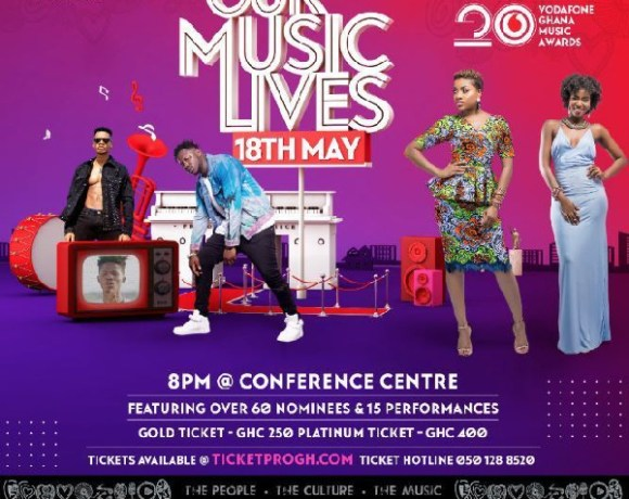 VGMA 2019 poster'