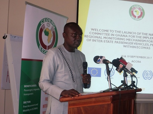 Charles Owiredu, Deputy Minister of Foreign Affairs and Regional Integration