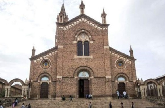 Eritrean catholic church in the second-largest city of Keren