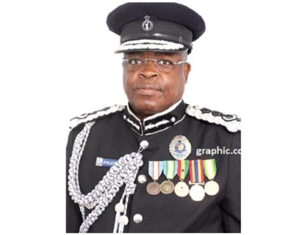 James Oppong Boanu, Deputy Inspector General of Police