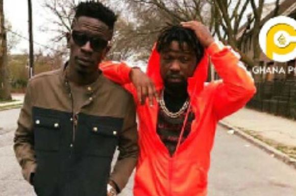 Junior US and Shatta Wale