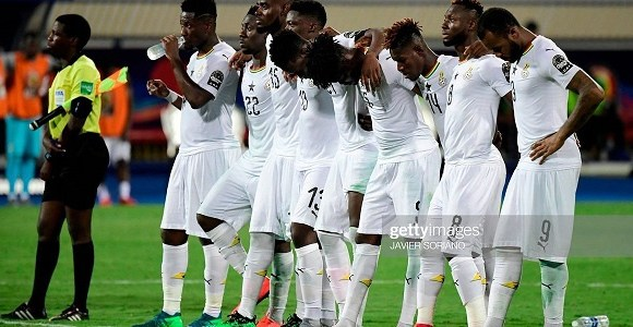 Ghana Black Stars 2019 Afcon team