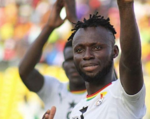 Kwabena Owusu impressed in the cameo against Cameroon