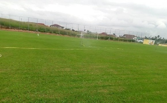 New Kotoko traing pitch