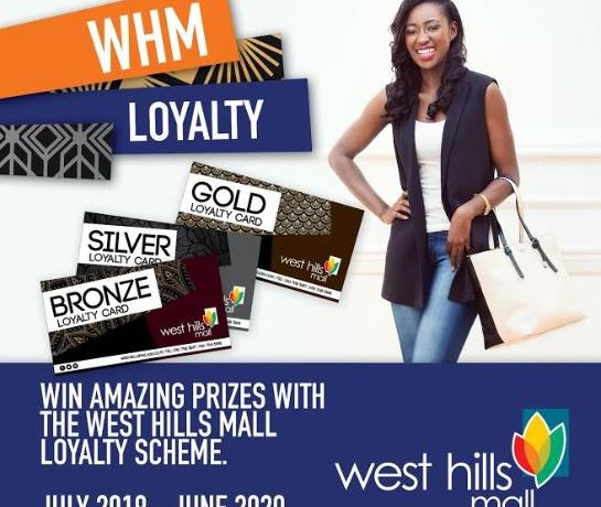 West Hills Mall promo