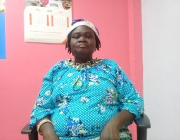 Gifty Atwei Laryea, Mother of Missing boy