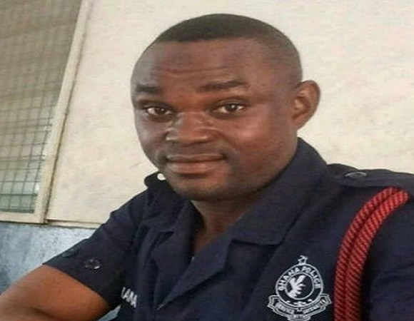 Gyamesi was one of the officers who met his untimely death