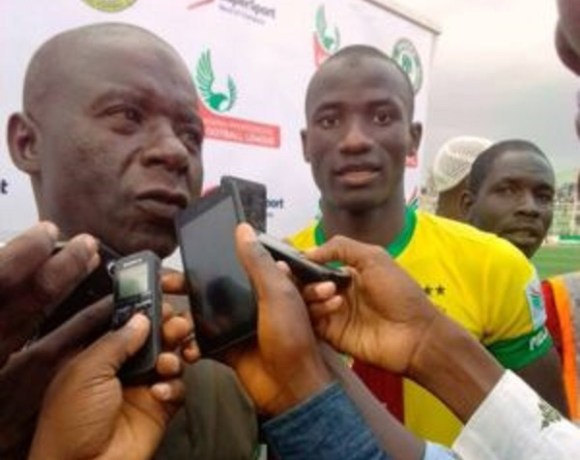 Ibrahim Musa, Head Coach of Kano Pillars