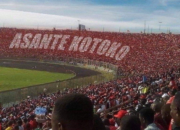 Asante Kotoko File photo
