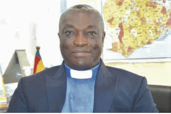 Reverend Emmanuel Teima Barrigah, Ghana Political News Report Articles