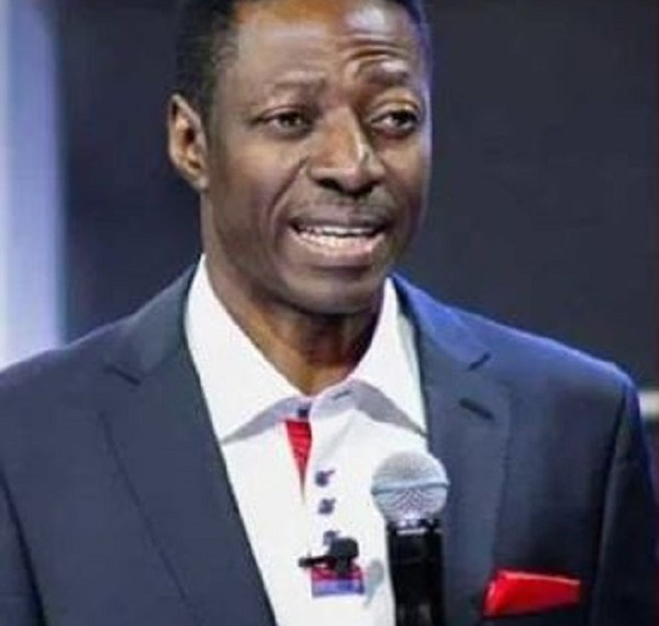 Pastor Sam Adeyemi is the senior pastor of Day Star Christian Center