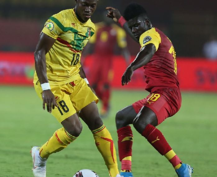 Black Meteors defeated Mali by 2-0 to qualify to the semi finals of U-23 Afcon