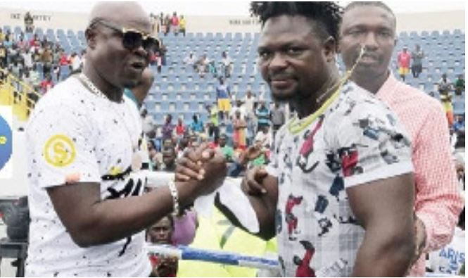 Bukom Banku and Bastie