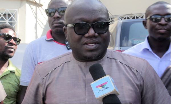 NPP Odododiodio Constituency Parliamentary Candidate, Nii Lante Bannerman, Ghana Political News Report Articles