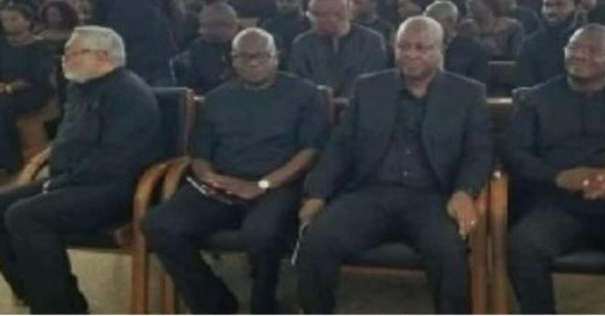 Rawlings and NDC gurus