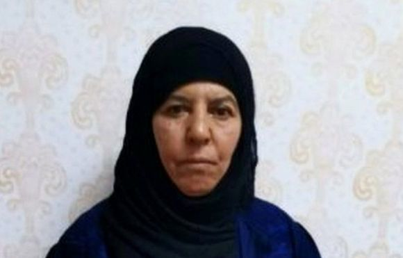 Turkish officials have released an image of the woman arrested in the raid