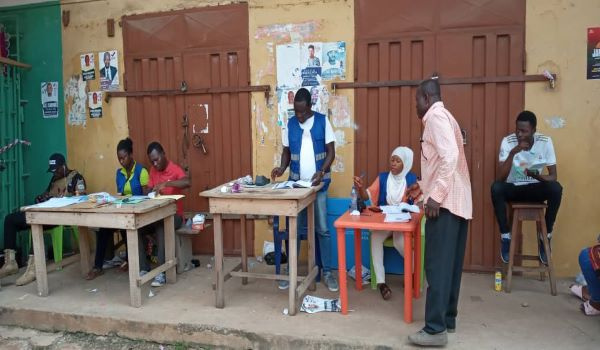 District Level Elections, Ghana Political News Report Articles