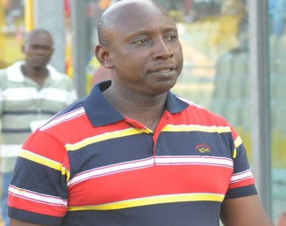 Former board member of Accra Hearts of Neil Armstrong Mortagbe