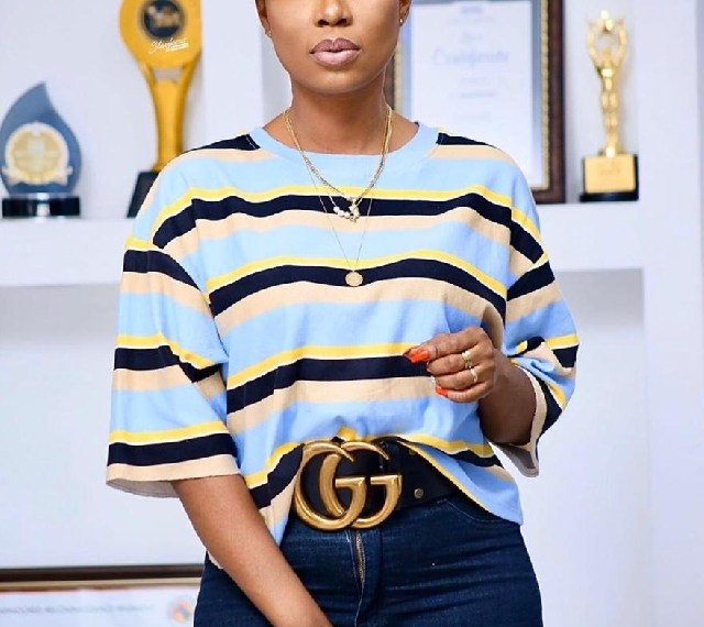 Ghanaian actress Selly Galley-Fiawo