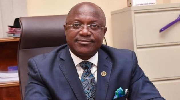 Prof Ken Attafuah is CEO of the NIA