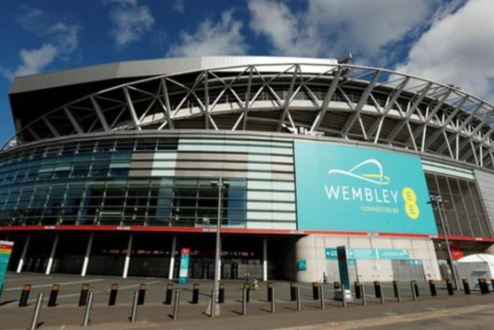 Wembley was due to host seven matches at Euro 2020