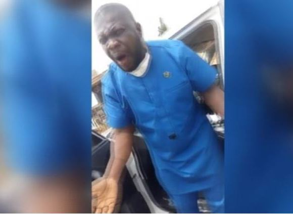 DCE arrested in Kumasi