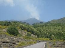 Approach to Etna Summer 2012
