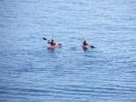 Sea Kayaking at Aci Castello