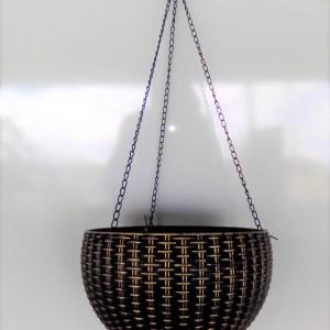 Hanging basket planter in kenya