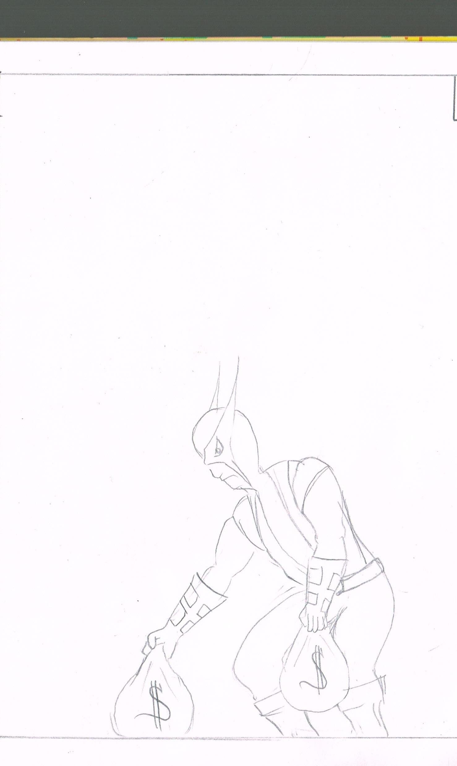 contoh gambar kunci animasi karya MUHAMAD DENI RAMDANI 11
