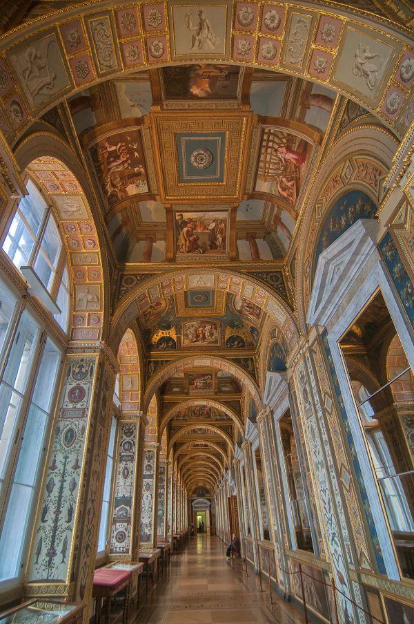 Saint-Petersburg Hermitage Museum