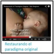 Restaurando el paradigma original: el documental