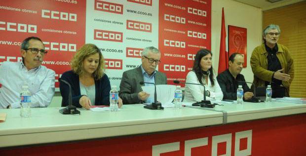 propuesta de ccoo a las elecciones