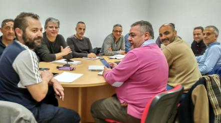 Seccion SIndical Intercentros de CCOO Alestis