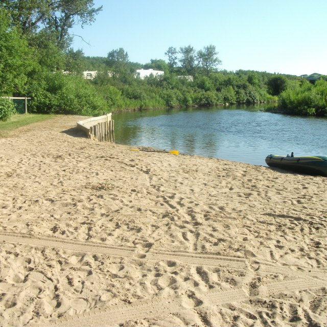 Beach | Asessippi Beach and Campground