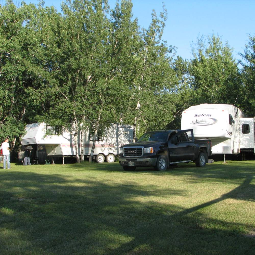 Camp Sites | Asessippi Beach & Campground
