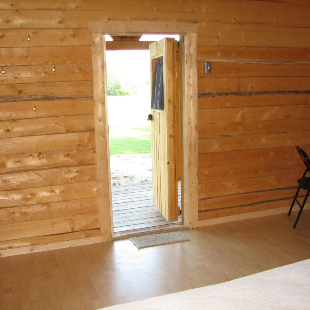 Large cabin interior 6