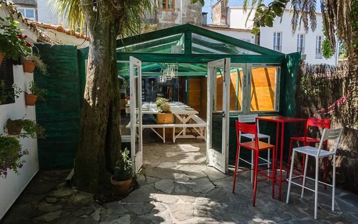 Restaurante A Horta do Obradoiro