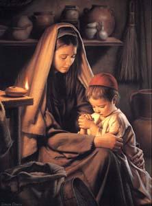 Anak Kecil Berdoa Kristen : kecil, berdoa, kristen, Latihan, Hidup, Kristus, Tersembunyi, Pathway